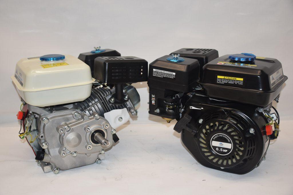 موتور احتراق درونی گیربکس دار