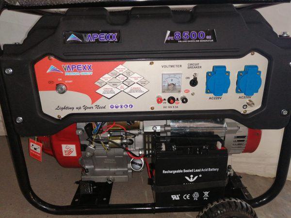 موتور برق 7 كيلو وات